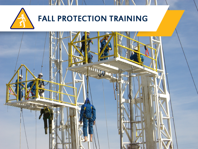 Fall Protection Training Kamloops
